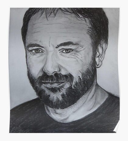 Mark Sheppard - Crowley Poster