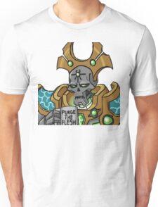 purge the flesh Unisex T-Shirt