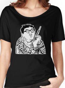 PERCY DOVETONSILS FAN ART Women's Relaxed Fit T-Shirt