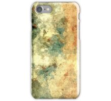Pure abstract by rafi talby  iPhone Case/Skin