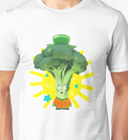 Kyle Broccoli Unisex T-Shirt