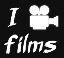 I (camera) films by ted-hogeman