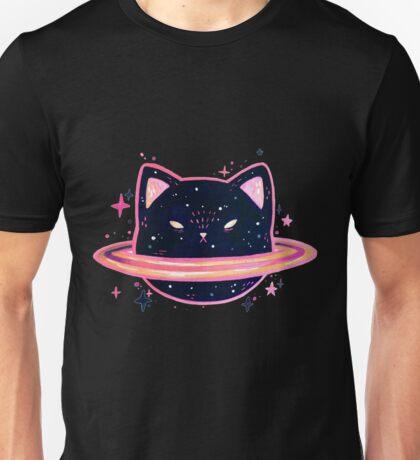 Saturn cat Unisex T-Shirt