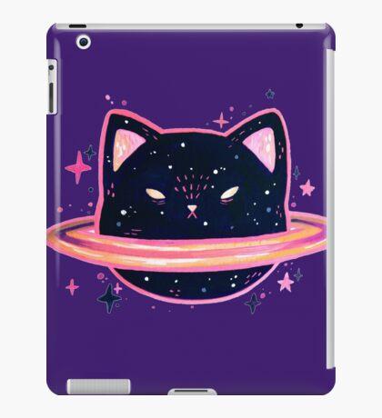 Saturn cat iPad Case/Skin
