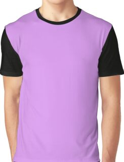 Bright Lilac Graphic T-Shirt