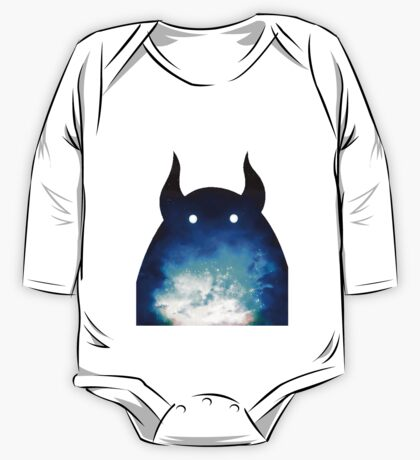 Galaxy Monster One Piece - Long Sleeve