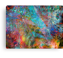 BEING IN LOVE Canvas Print