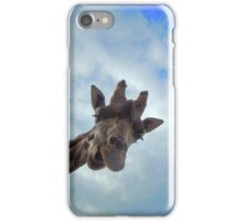 Yo! You down there! iPhone Case/Skin