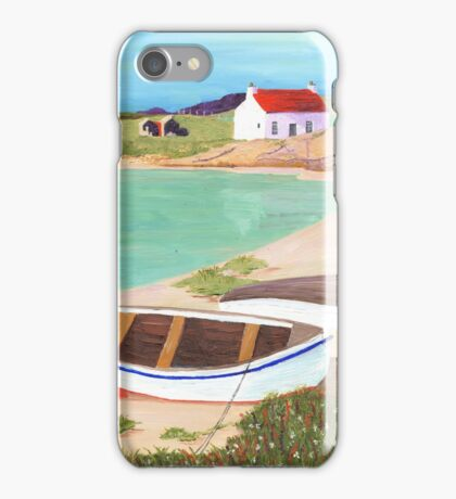 Hebridean Bay 2 iPhone Case/Skin