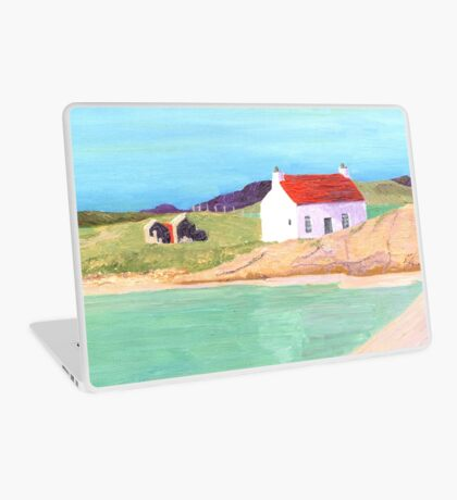 Hebridean Bay 2 Laptop Skin
