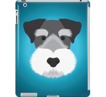 Miniature Schnauzer iPad Case/Skin