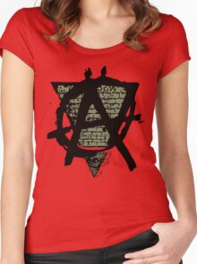 System of Decay Women's Fitted Scoop T-Shirt