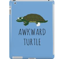 AWKWARD TURTLE iPad Case/Skin