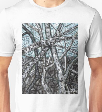 'Blue Ridge Ruminations #9' Unisex T-Shirt