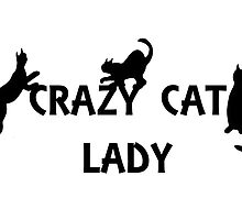 Crazy Cat Lady by imphavok