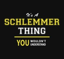 It's A SCHLEMMER thing, you wouldn't understand !! by satro