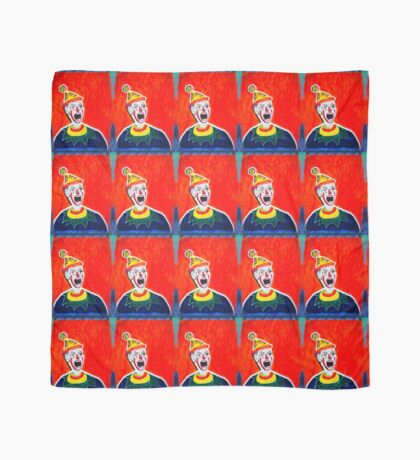 Up For It Clown 2 Scarf
