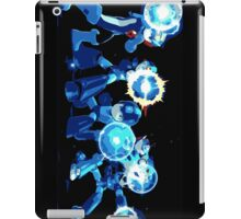 Mega-Man Generations iPad Case/Skin