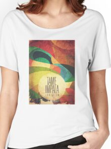 Tame Impala Lonerism Women's Relaxed Fit T-Shirt