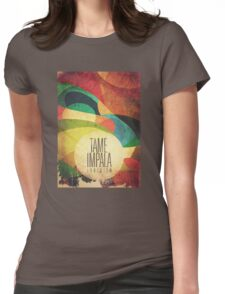 Tame Impala Lonerism Womens Fitted T-Shirt
