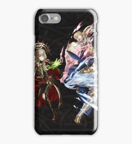Fire Emblem Heroes - Main Lords iPhone Case/Skin