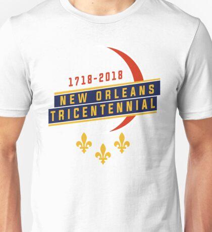 New Orleans Tricentennial Unisex T-Shirt