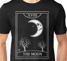 The Moon Tarot Unisex T-Shirt