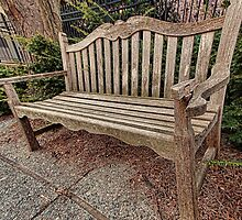 Bench by Dipali S
