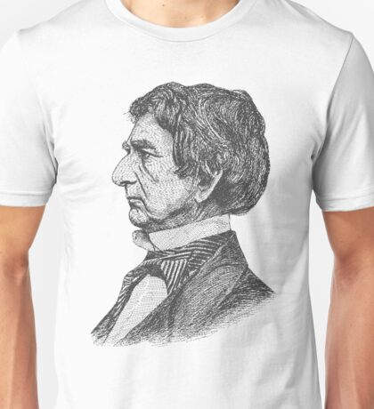 William Henry Seward Unisex T-Shirt
