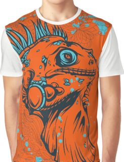 REPTILIA - REPTILE / LIZARD illustration Graphic T-Shirt