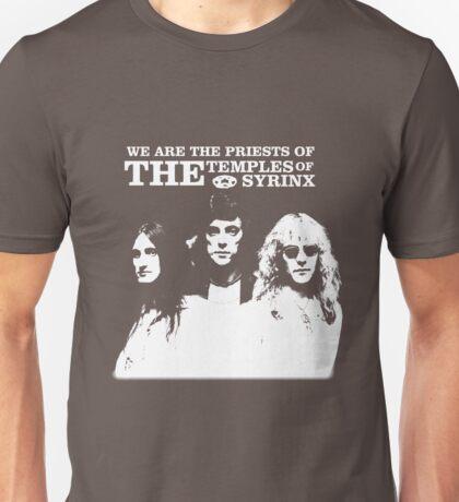 Rush Band Priests Syrinx Unisex T-Shirt