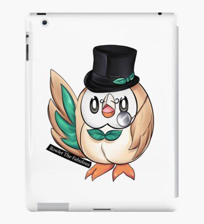 Rowlet The Fabulous iPad Case/Skin