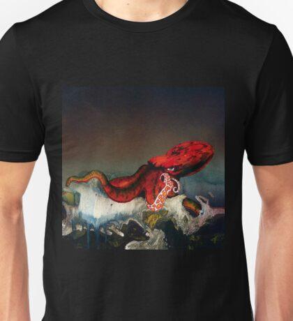 Gentle Giant - Octopus Unisex T-Shirt