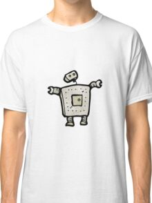 cartoon robot Classic T-Shirt