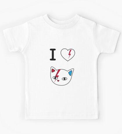 Meowie love Kids Tee