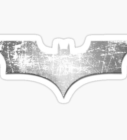 Batman logo Sticker