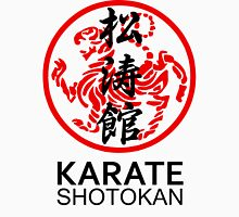 Shotokan Karate Symbol And Kanji Unisex T-Shirt