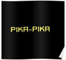 Pika-pika Poster