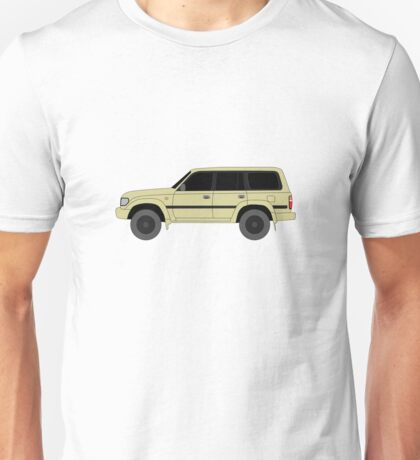 Toyota Land Cruiser 80 Series (j80) Unisex T-Shirt