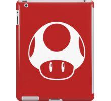 Super mario mushroom iPad Case/Skin