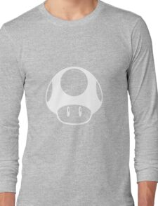 Super mario mushroom Long Sleeve T-Shirt