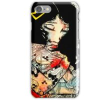 Of The Angels iPhone Case/Skin