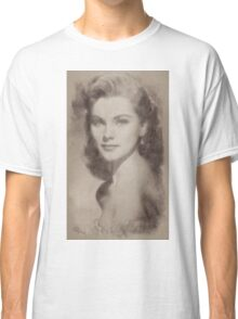 Debra Paget, Vintage Hollywood Actress Classic T-Shirt