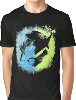 Shimada brothers overwatch Graphic T-Shirt