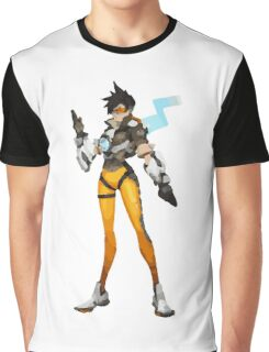 Overwatch - Tracer Graphic T-Shirt