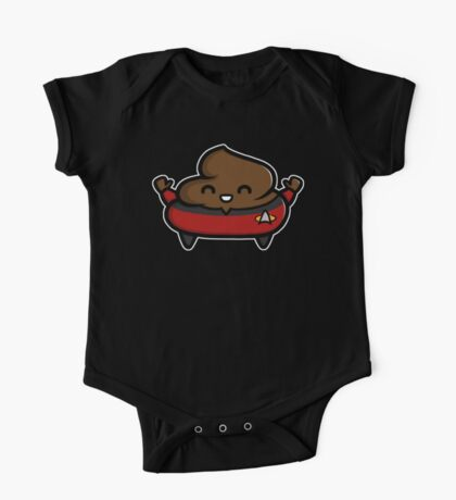 Jean-Luc Poopcard Kids Clothes