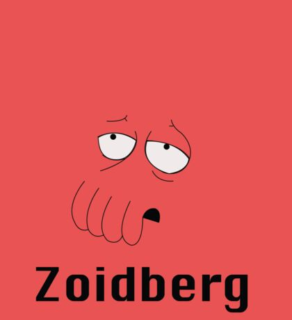 Zoidberg Sticker
