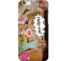 Help me! iPhone Case/Skin