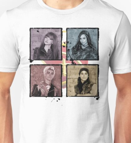 Descendants 2 Snapshot Unisex T-Shirt