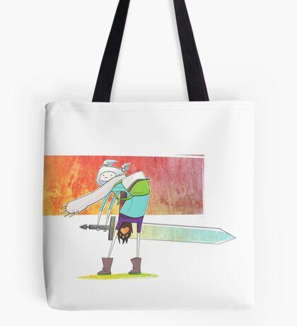 Fin Tote Bag